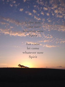 Come Now Spirit